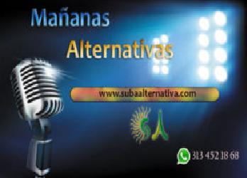 """Los invitamos a seguir con nuestra programación en """"Las Mañanas Alternativas"""""""
