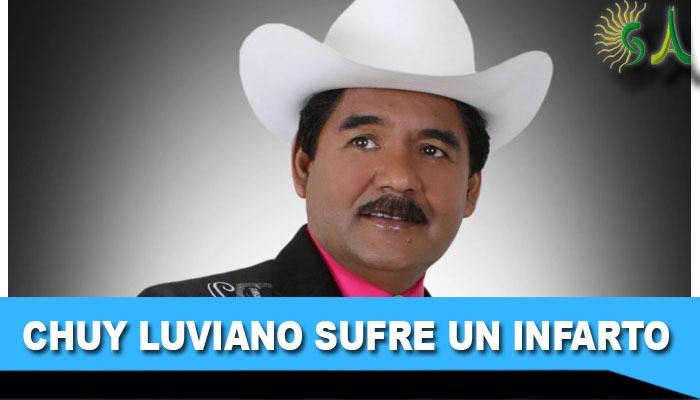 El artista de música norteña Chuy Luviano de los rayo de méxico sufre un infarto antes de su concierto en fiestas de Florencia, Caquetá
