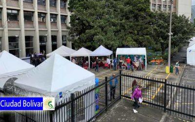Llega a Ciudad Bolívar la primera feria de servicios SuperCADE Móvil de 2020