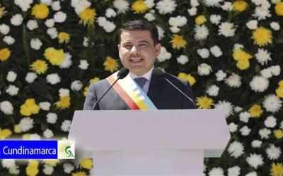 El nuevo gobernador de Cundinamarca Nicolás García se unen para hacer equipo con Claudia López alcaldesa de Bogotá