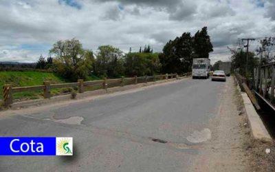 La vía Suba – Cota es una realidad, obras que podrían iniciar este año