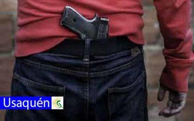 Triple asesinato: Delincuentes fueron por lana y salieron baleados por su víctima en la localidad de Usaquén