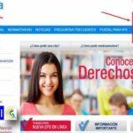 Con un clic imprima su certificación de afiliado en NUEVA EPS