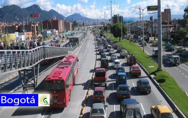 Pico y placa para este jueves 13 de febrero en Bogotá