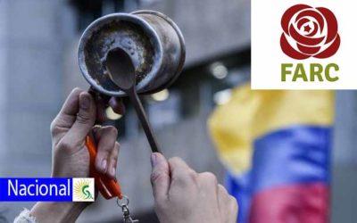 Partido FARC anuncia cacerolazo por los asesinatos sistemáticos a excombatientes