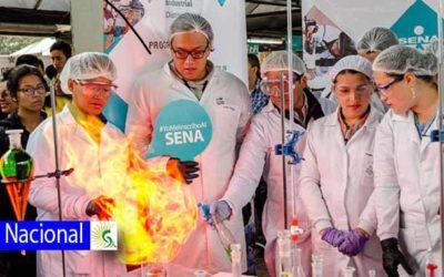 SENA ofrece 100 mil nuevos cupos