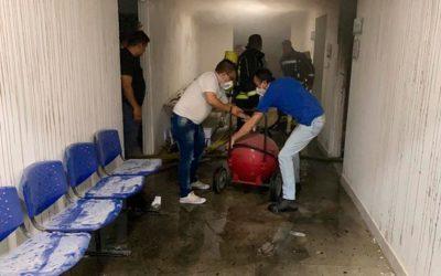 Última hora: Incendio en el hospital del municipio de Mesitas del Colegio en Cundinamarca