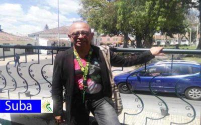 Jorge Enrique Sastoque: Los humedales de la localidad de suba en peligro