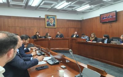 Cundinamarca pide que la nueva ley de regulación de transporte garantice atención a la discapacidad y diversidad