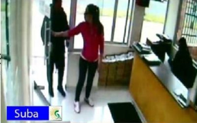 ¡Ojo! Delincuentes utilizan atractivas mujeres para delinquir en la localidad de Suba