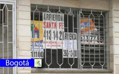 Subsidios económicos prepara Alcaldía Mayor para los que viven en arriendo en Bogotá