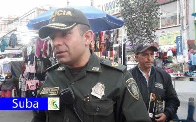 Doble homicidio en San Carlos de Tibabuyes Suba reportó comandante local de policía