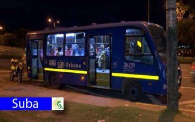 Así fue el atraco masivo en un bus del SITP en Suba donde usan los ladrones tapabocas